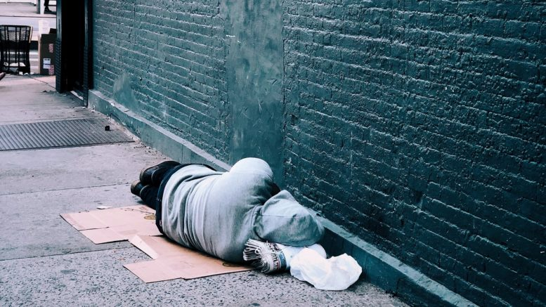 A £728,000 grant from the Rapid Rehousing Pathway fund will go towards creating an assessment hub for rough sleepers. Picture: Jon Tyson