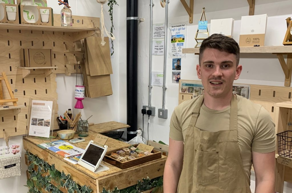 Is this Hull's first zero-waste store?