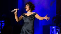 Elesha Paul Moses as Whitney Houston